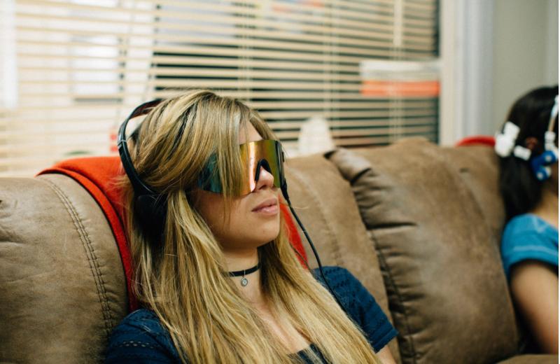Аудио визуално увличане на мозъка Русе
